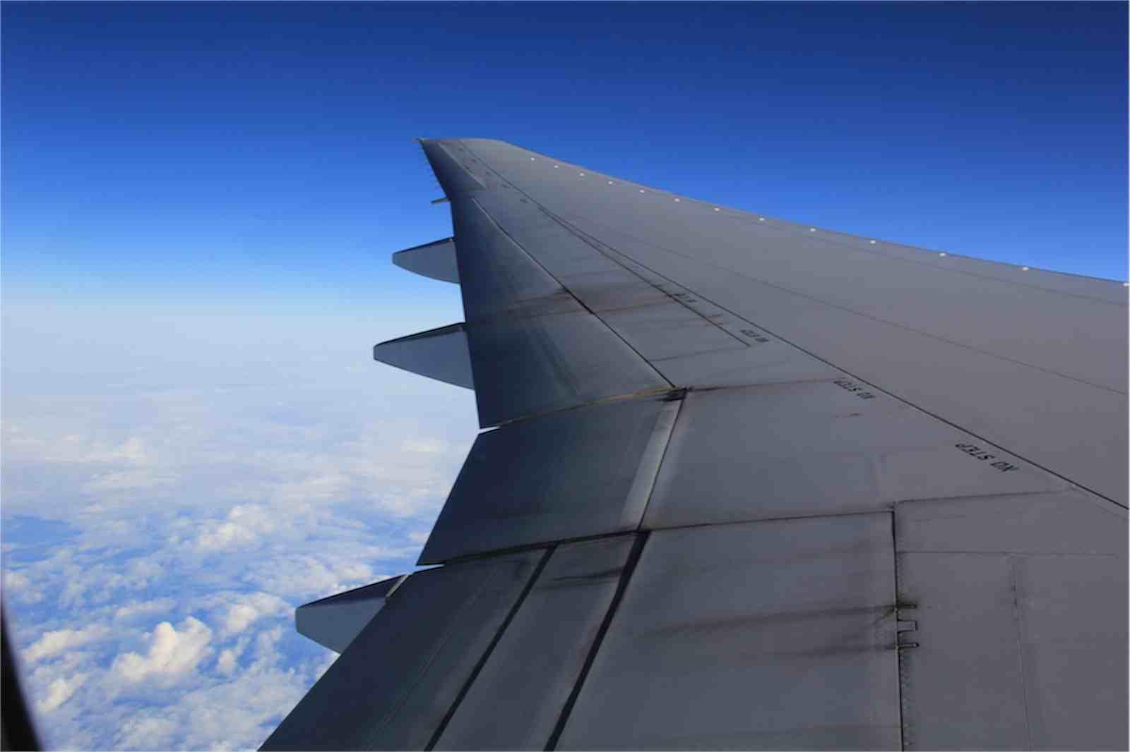ハワイ出発当日、飛行機搭乗までの記録