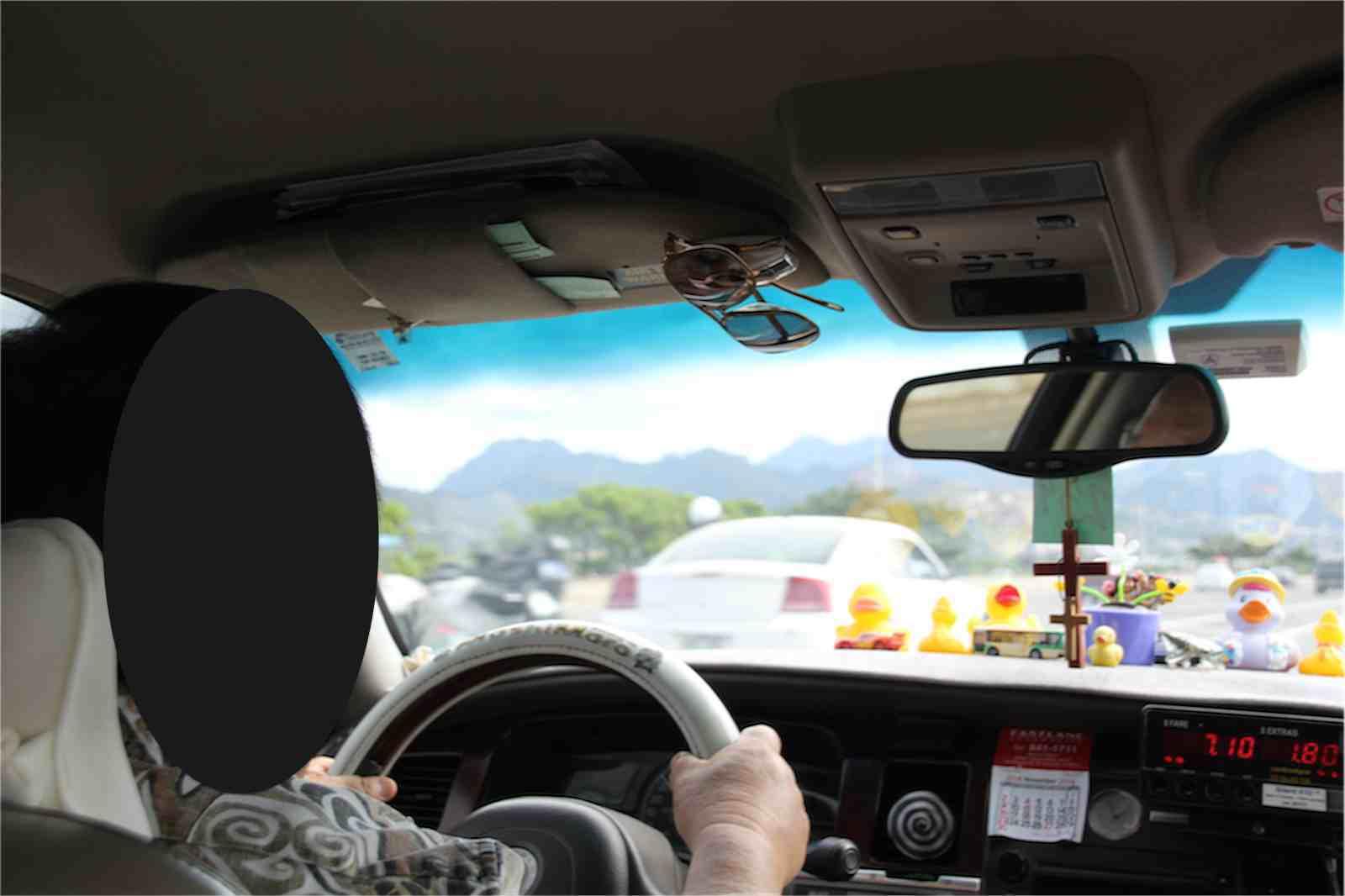 ハワイのタクシー乗車にチャイルドシートが必要か聞いてみた結果