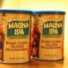 MAUNA LOAのコナ・コーヒーグレイズドマカダミア