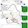 【簡易地図】ドールプランテーションへの車での行き方(モアナルア・ガーデンズ経由)