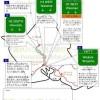【簡易地図】ワイケレ・プレミアムアウトレットへの車での行き方(ドール・プランテーションから)